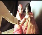 Mrinalini Chatterjee, nude scene from naked roosha chatterjee x