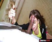 BrutalClips - Skinny Riley Reid fucks and sucks two big blac from 2 big blac cock girl six 3gpactress gopika sex videoxxxxxxxxxxxxxx video sax downloadparineeti chopra xxx wwe sex