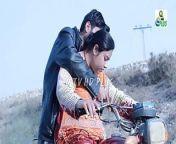 Sadaf Khan on bike ride with aunty from aunty