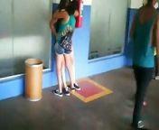 Brazilian lesbian girls public kissing from manik wijewardana sex girls public toilet hidden camarism