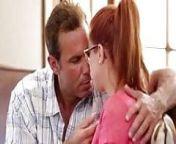 Redhead daughter & older man from older dad fuk own daughter m