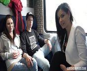 Foursome Sex in Public TRAIN from badak sex in girlgladesh sex school videoxx 7 yasa video com