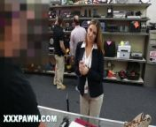 XXX PAWN - Some Guy's Wife Fucks A Stranger For $900 In A Dank Back Room from cid officer purbe xxx sex purvi and fredricks jpg