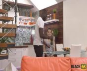 BLACK4K. Very huge dick of black lover makes white teen happy from very big boobs showalayalam sex