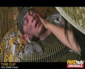 FAKEhub Originals Horny Asian actress pussy creams over cock from actress meera kum